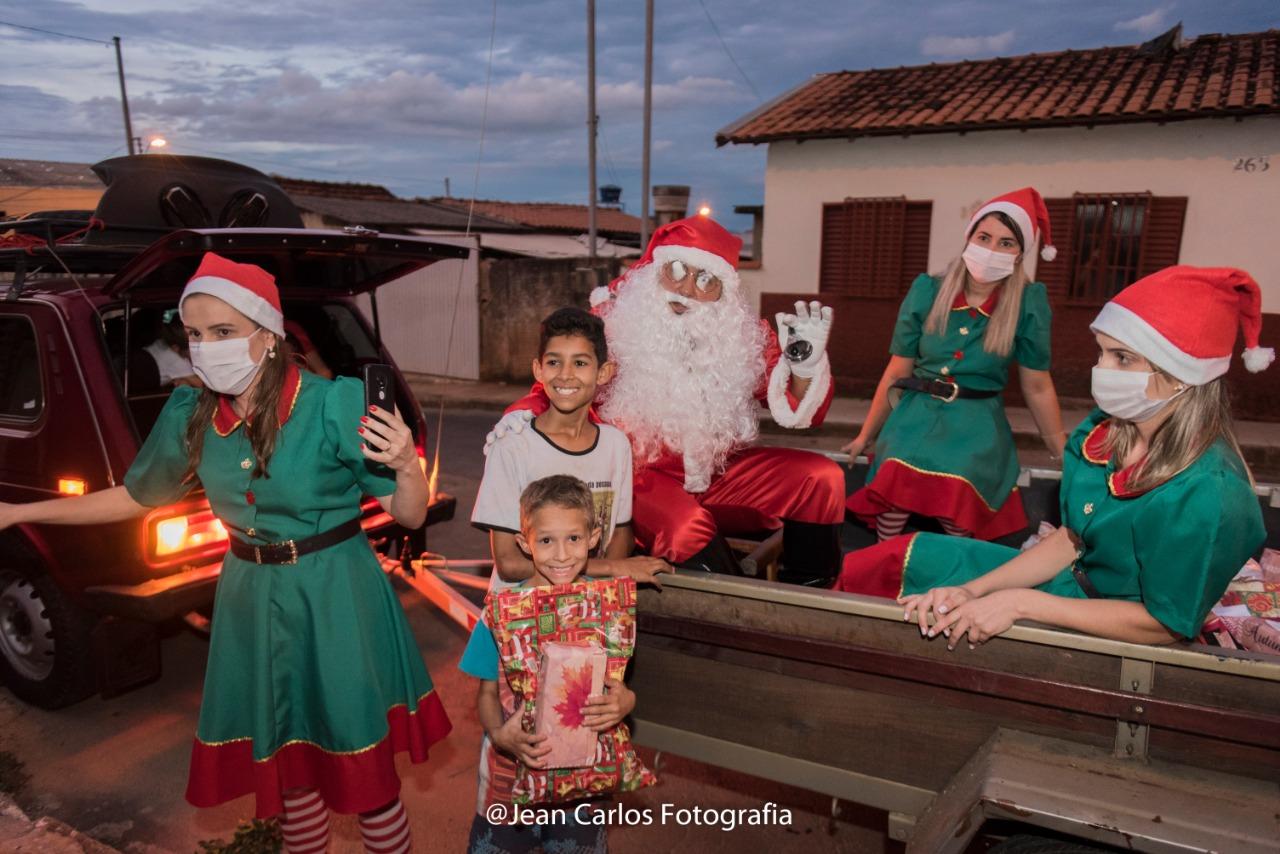 imagem projeto NATAL SOLIDÁRIO DSG FARMA